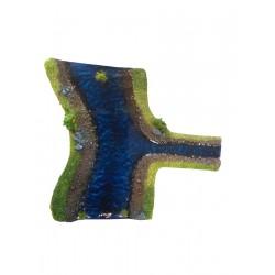 Połączenie rzeki i strumienia Deluxe DL024