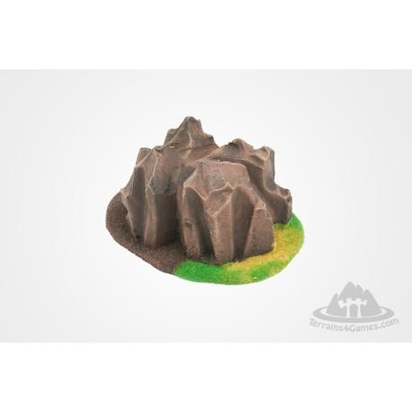 Samotna skała
