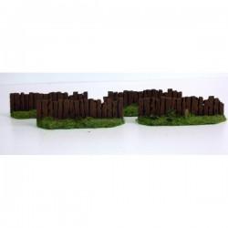 Drewniane Płoty I