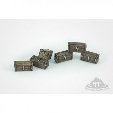 Skrzynki amunicyjne (6)