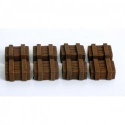 Drewniane skrzynie (8)