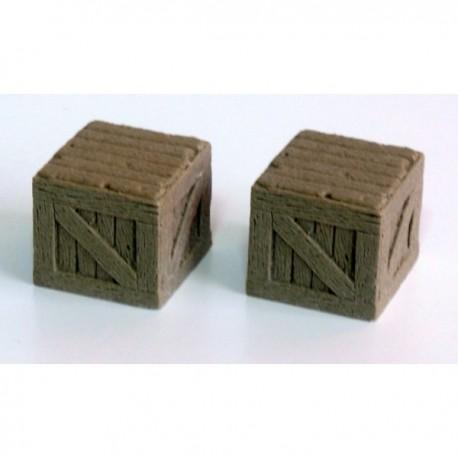 Drewniane skrzynie III duże (2)