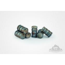 Metal Barrels I (6) SC008